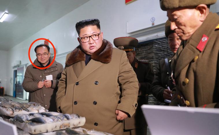 Jo Yong-won corea del nord