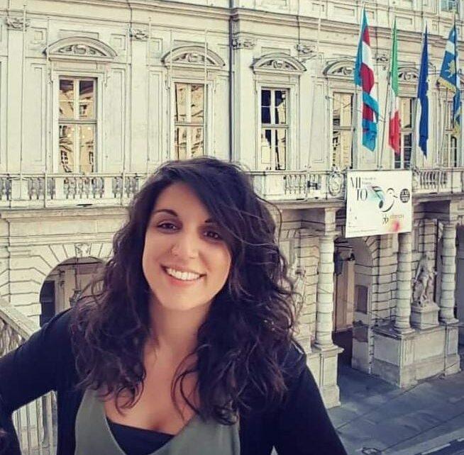 Valentina Sganga Amministrative Torino