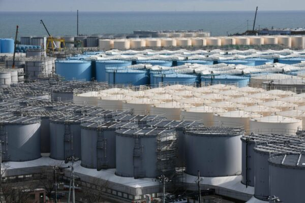 Fukushima Cina Corea