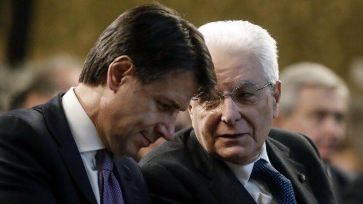 Consiglio Supremo Difesa Mattarella