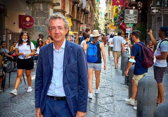 Programma Manfredi Napoli