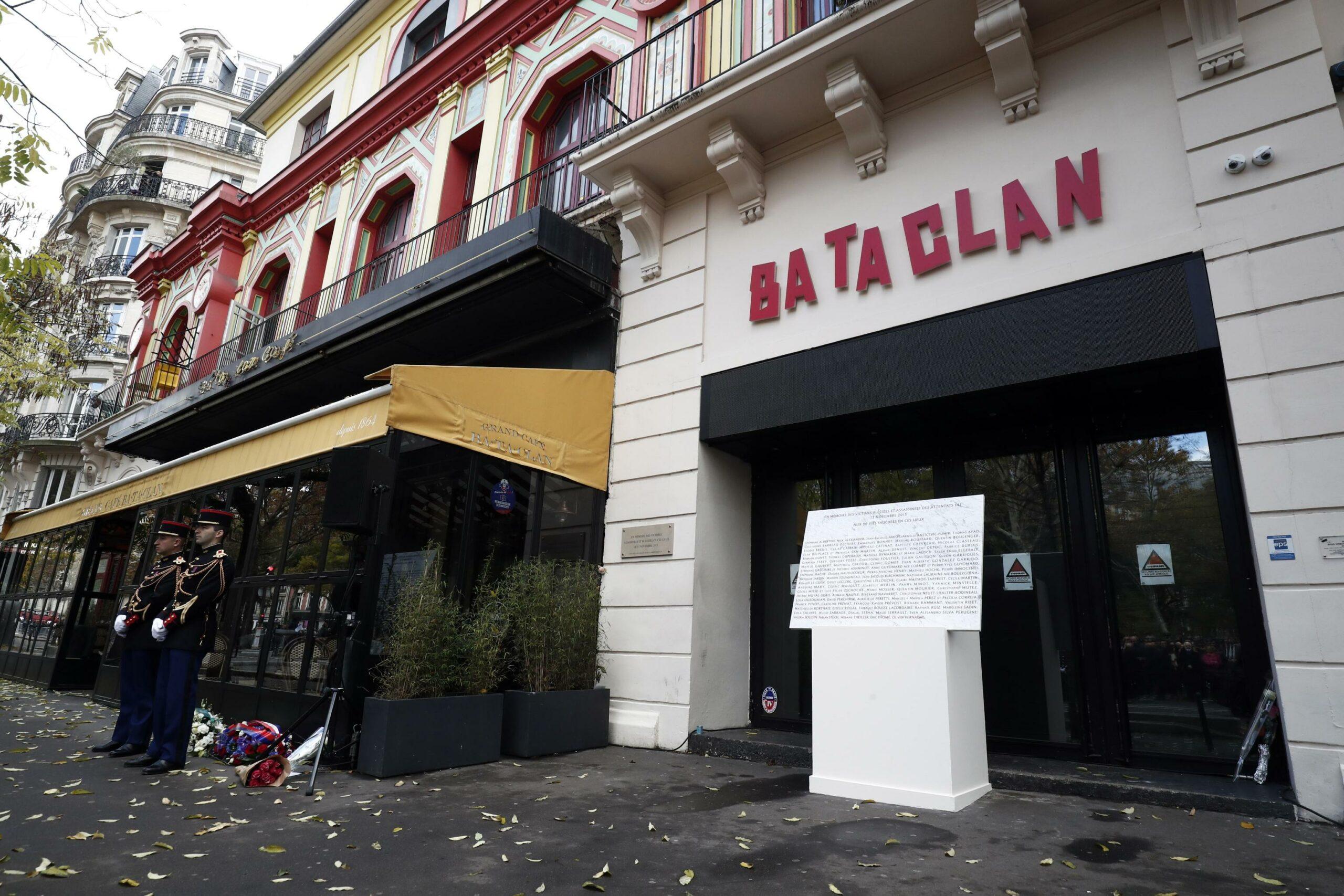 bataclan attentati parigi politica estera 6 - 12 settembre
