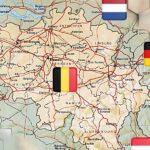 belgio frontiere