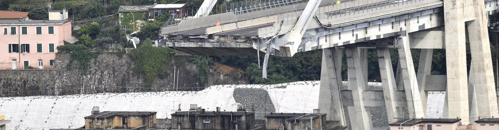 Ponte Morandi: ecco chi vuole che a ricostruirlo sia Autostrade