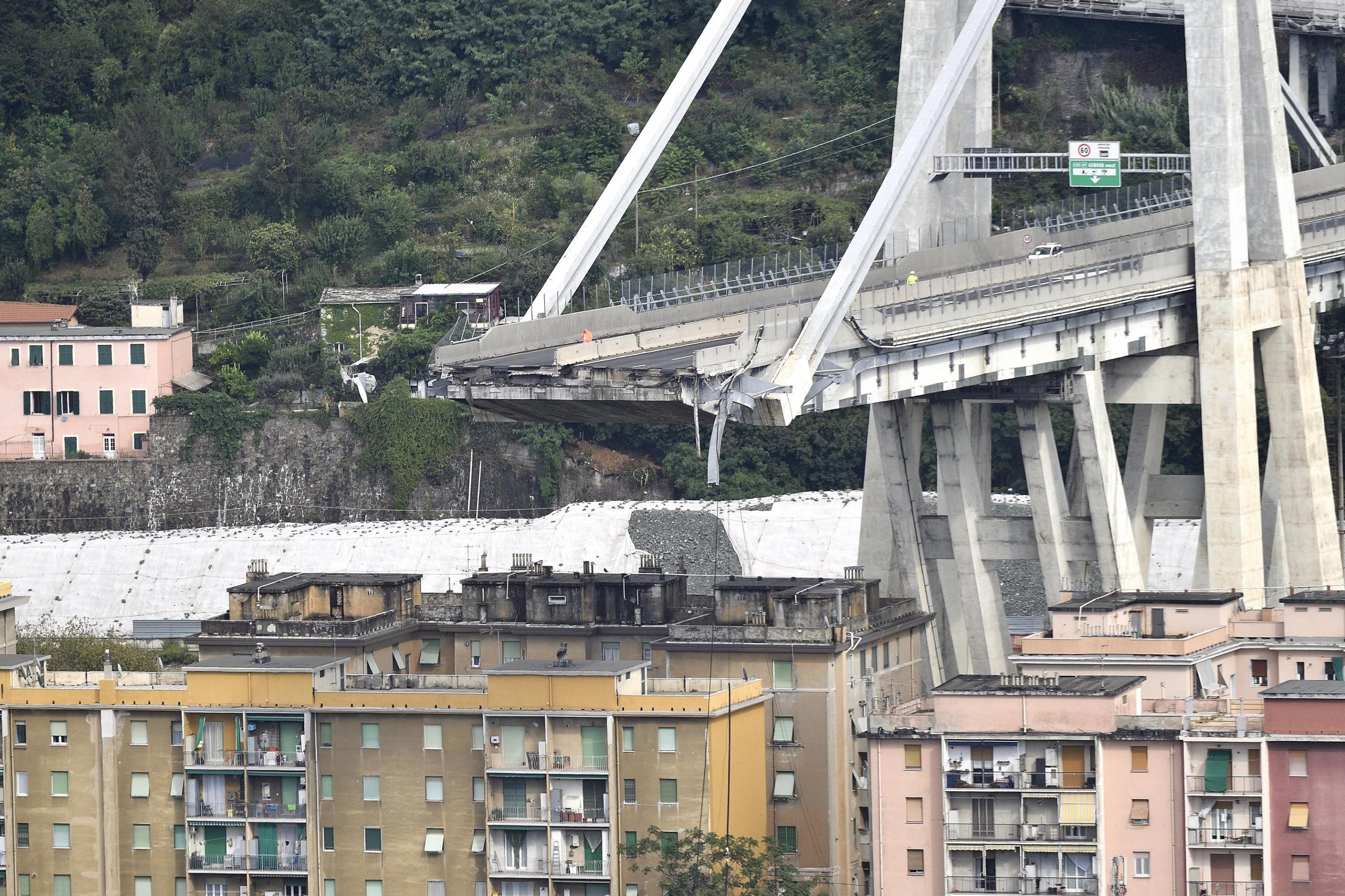 Ponte Morandi Ecco Chi Vuole Che A Ricostruirlo Sia