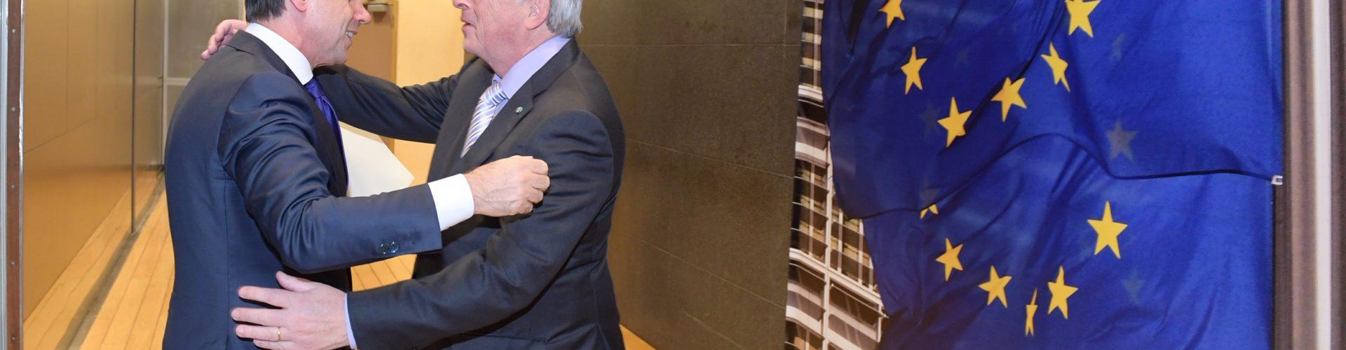 Come va la trattativa Conte-Juncker sulla Manovra