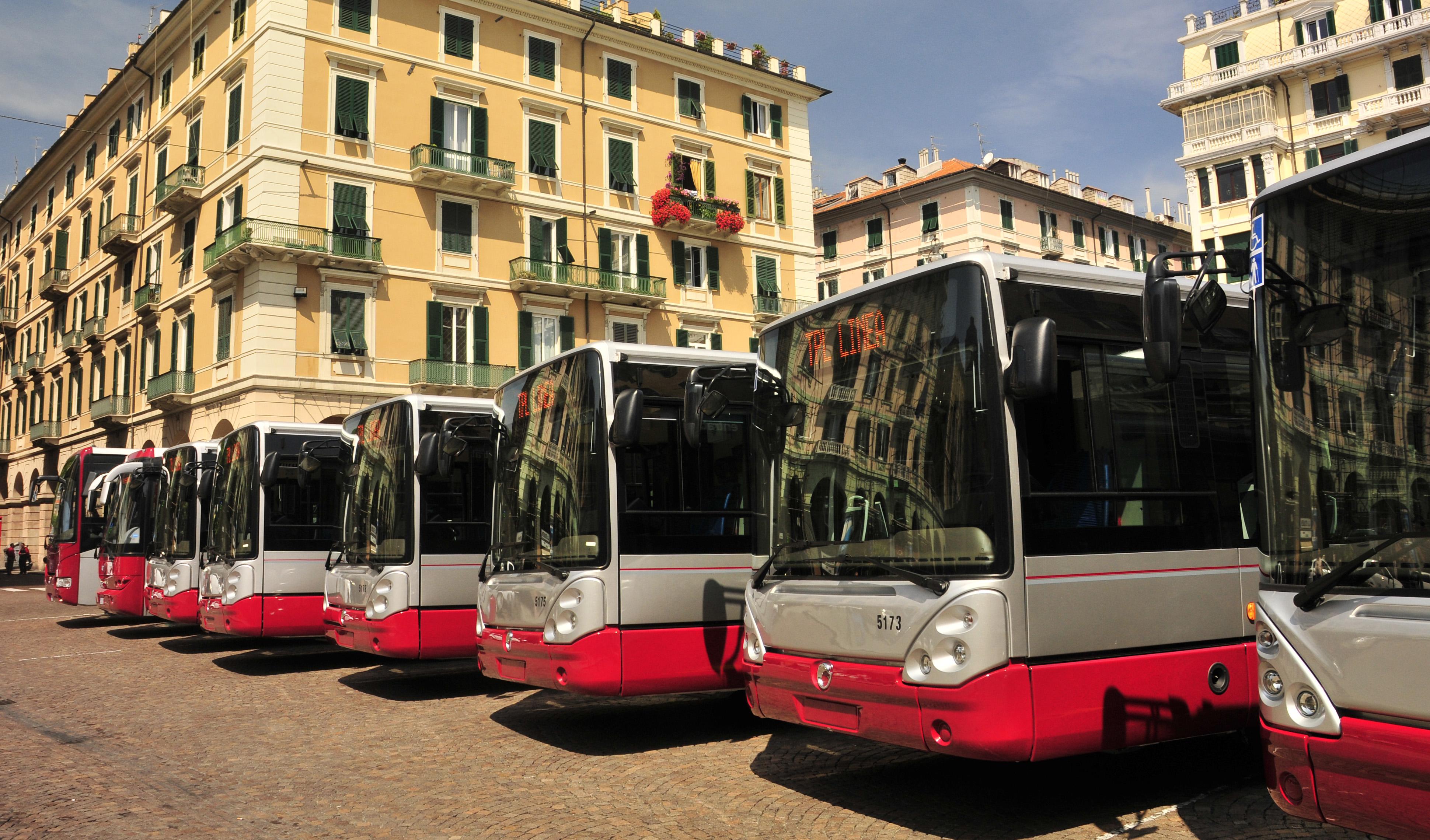 Trasporto bus