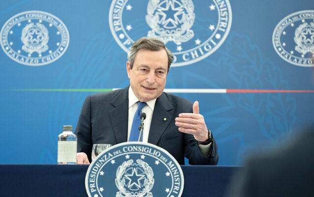 nomine Draghi
