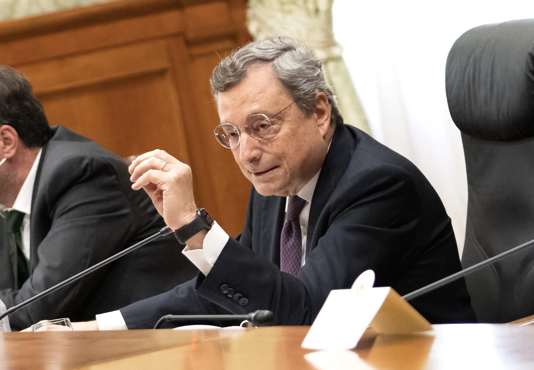 Draghi Time