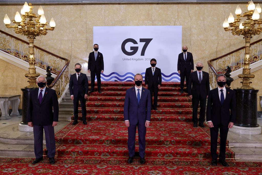 G7 Cina Russia