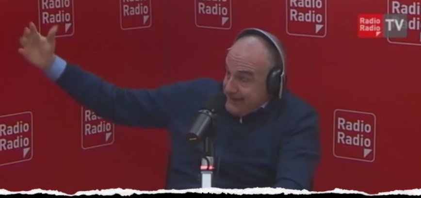 enrico michetti radioradio