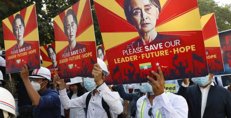 Myanmar Tv Satellitare