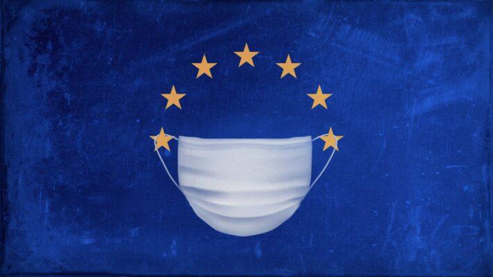 Covid lockdown Europa