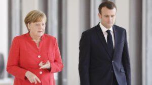 lockdown Germania Francia