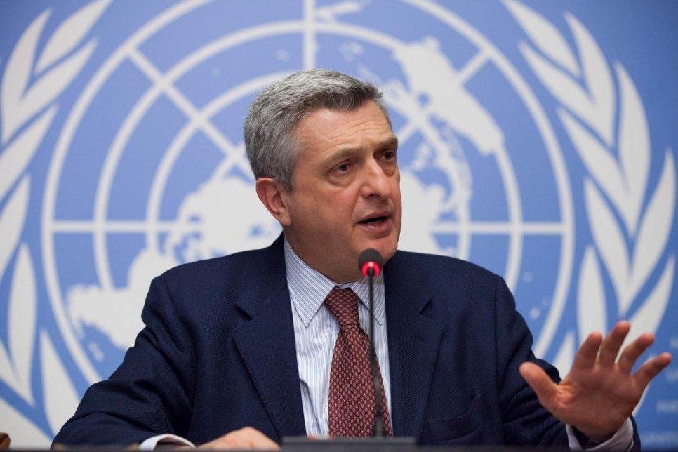 Filippo Grandi Afghanistan