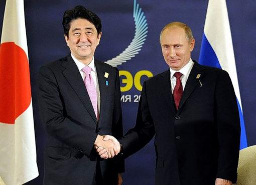 Tutte le convergenze parallele fra Russia e Giappone