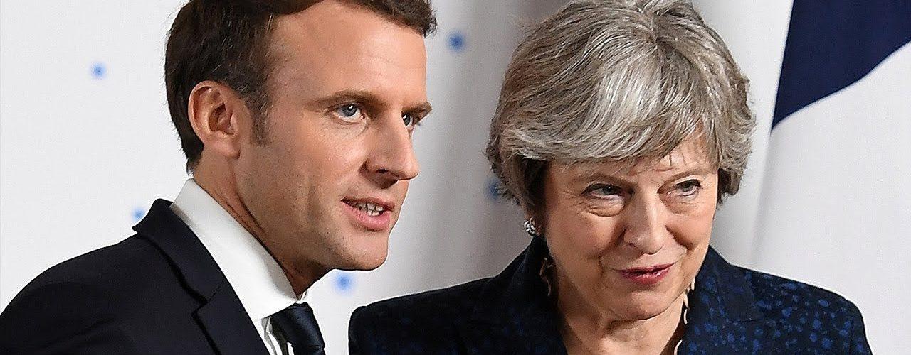 Da Londra a Parigi tutti i guai di May e Macron