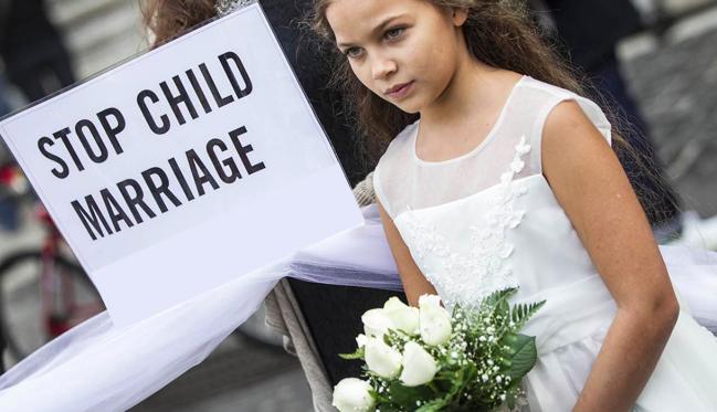 matrimoni precoci spose bambine