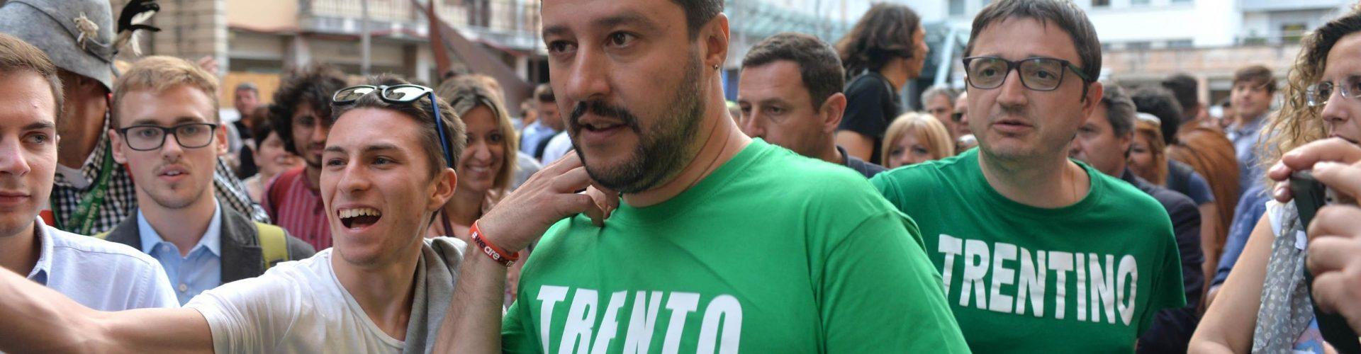 Vi racconto come in Trentino la Lega di Salvini sta ereditando l'elettorato ex Dc