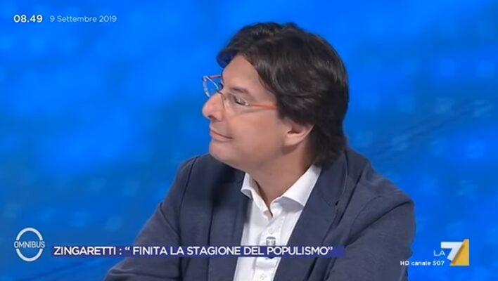 Chi è Antonio Funiciello