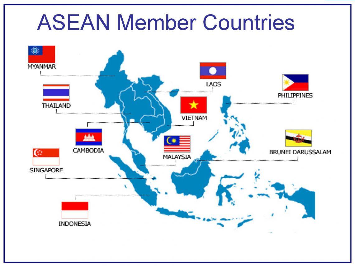 paesi asean