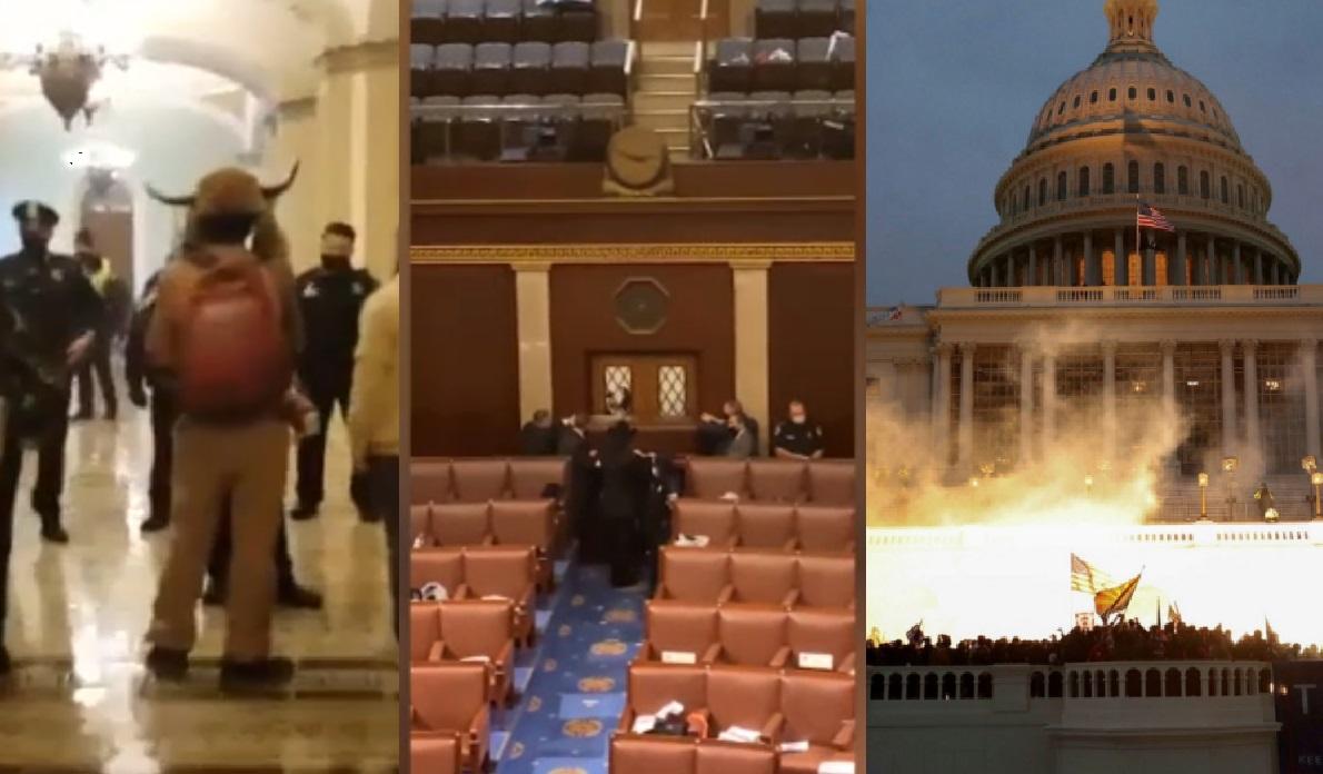 Assalto Al Congresso