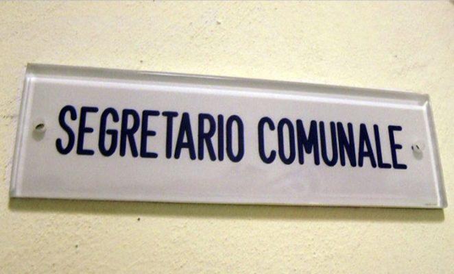 segretari comunali