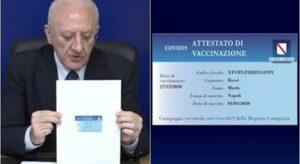 card vaccinati