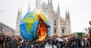 morti riscaldamento globale