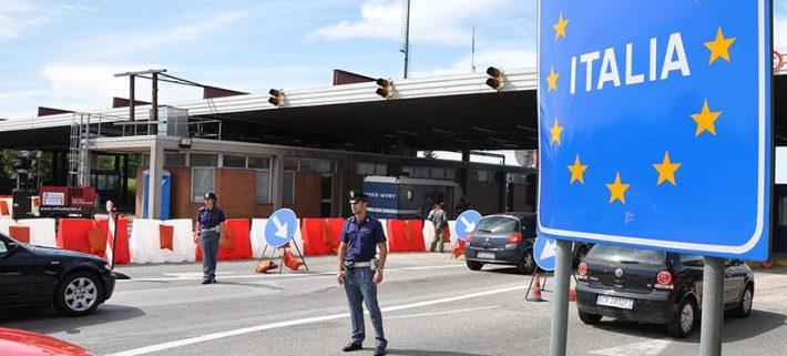 autoisolamento per chi rientra in Italia