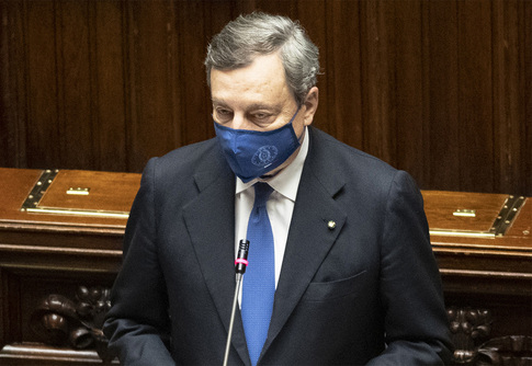 Draghi Consiglio Europeo