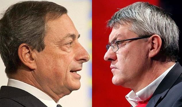 Draghi Sindacati