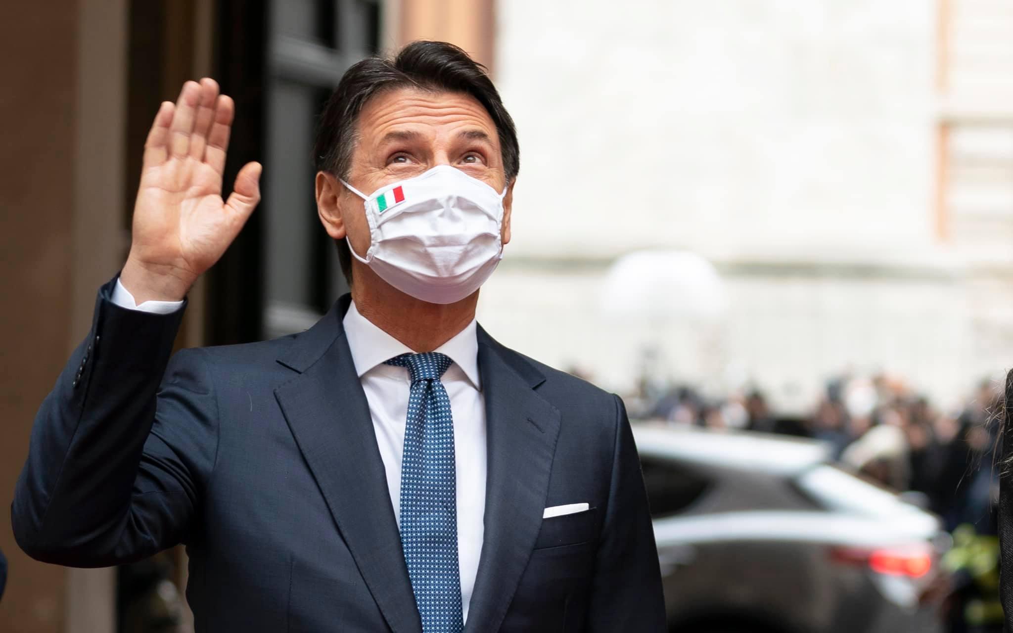 Conte 5 Stelle Draghi