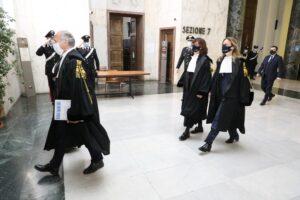 giudici vaccini riforma della giustizia