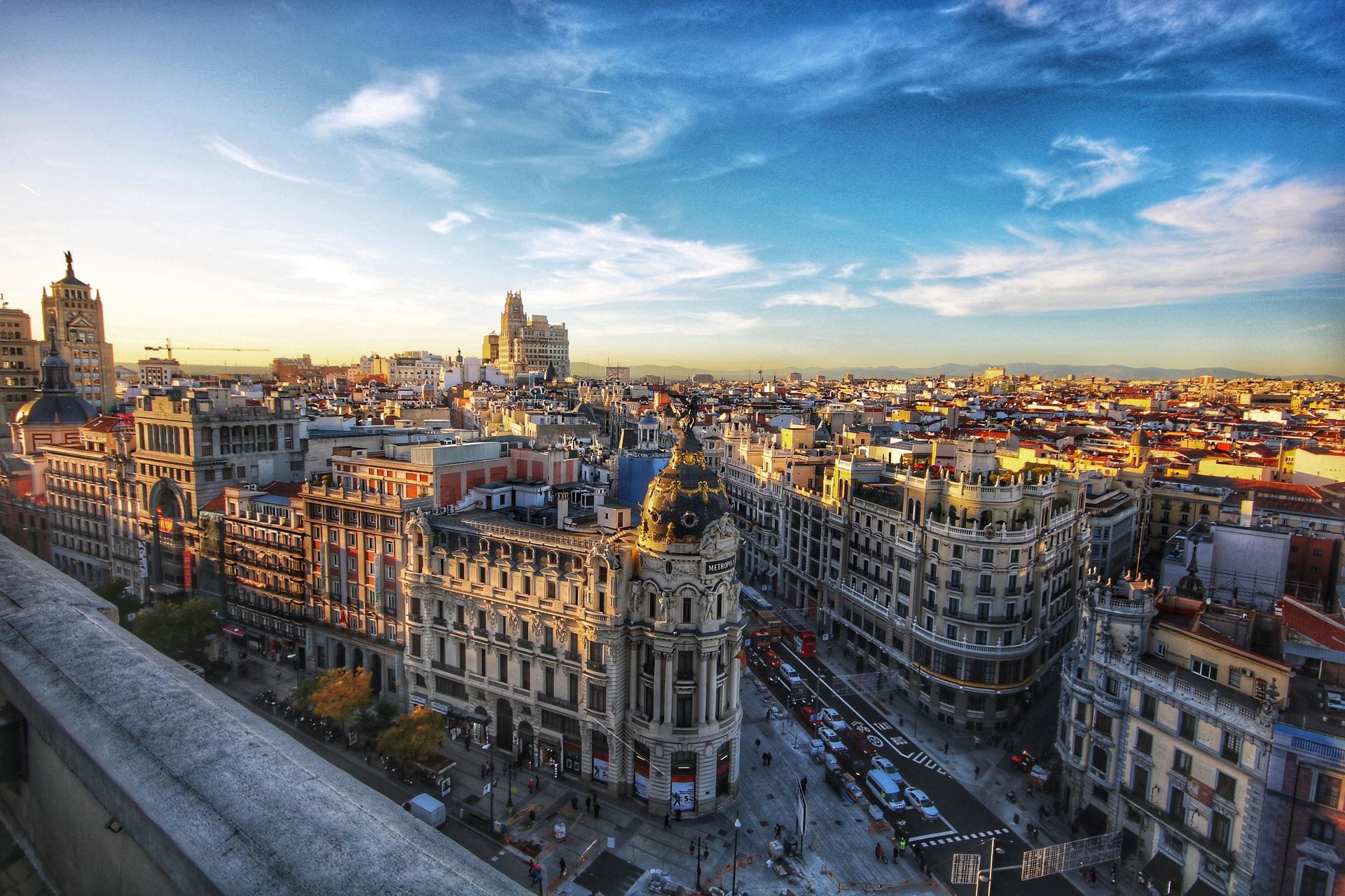 Madrid Covid