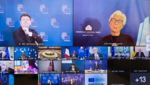 Lagarde cancellare debito