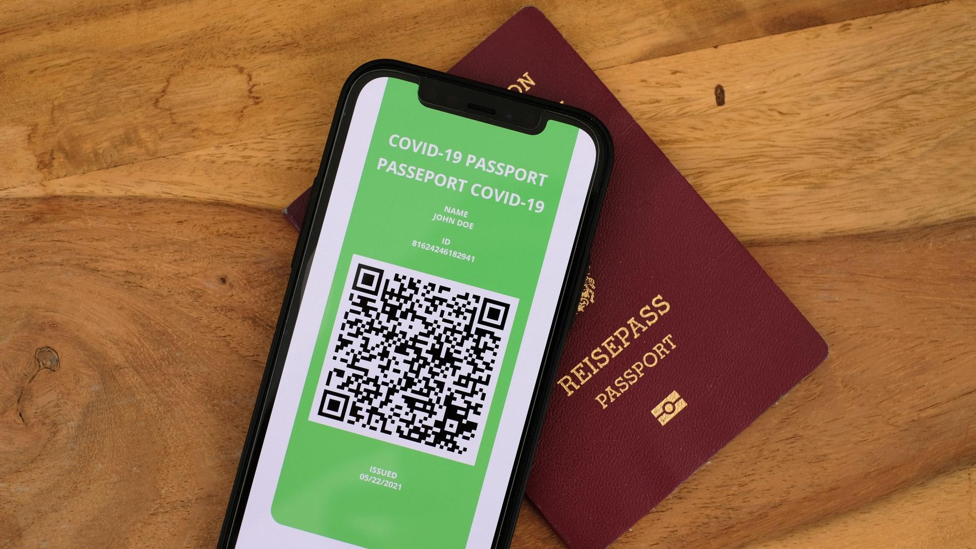passaporto sanitario europeo