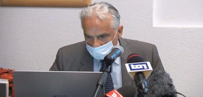 Pier Paolo Lunelli piano pandemico nazionale