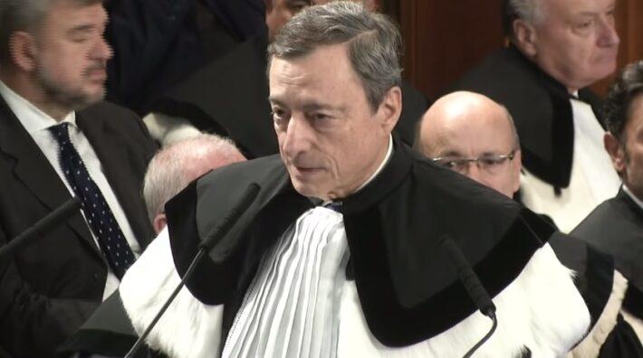 Mario Draghi Policy Maker