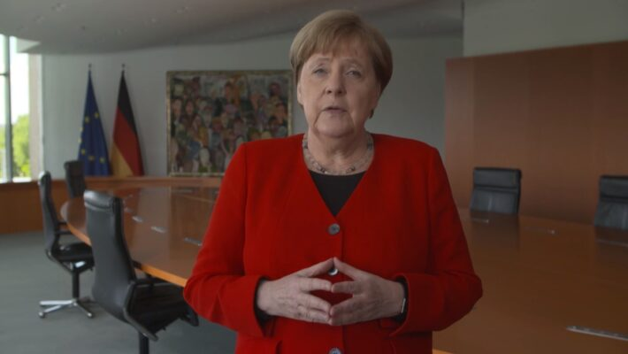 lockdown Germania Merkel