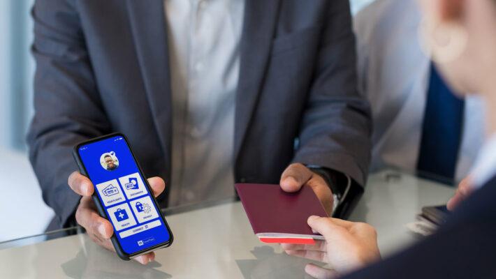 patentino iata Digital Green Pass passaporto europeo vaccini
