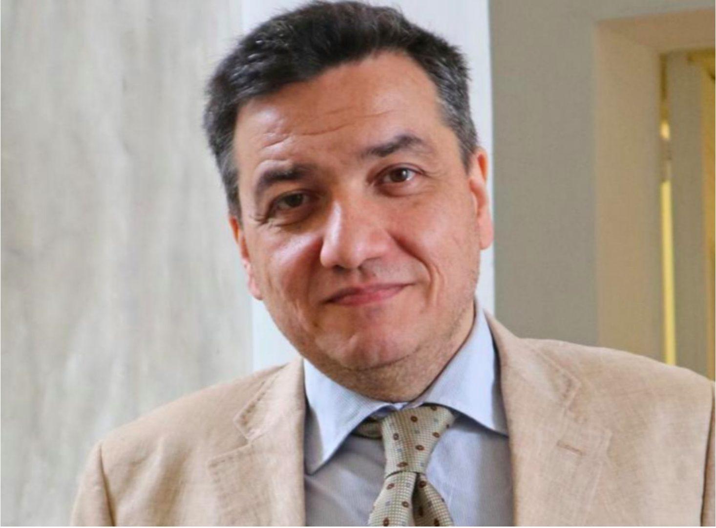 Gianluca Del Mastro Pomigliano