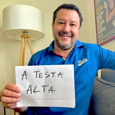 Matteo Salvini Severino