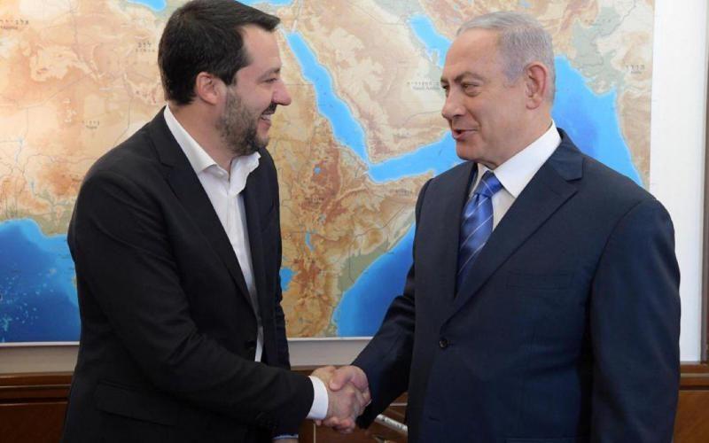 Perchè Italia sostiene Israele? Una riflessione sulla missione di Salvini