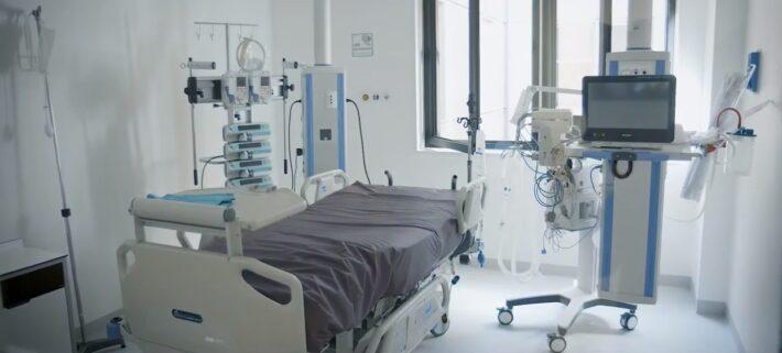 terapie intensive posti letto Puglia