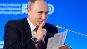 Putin donbass