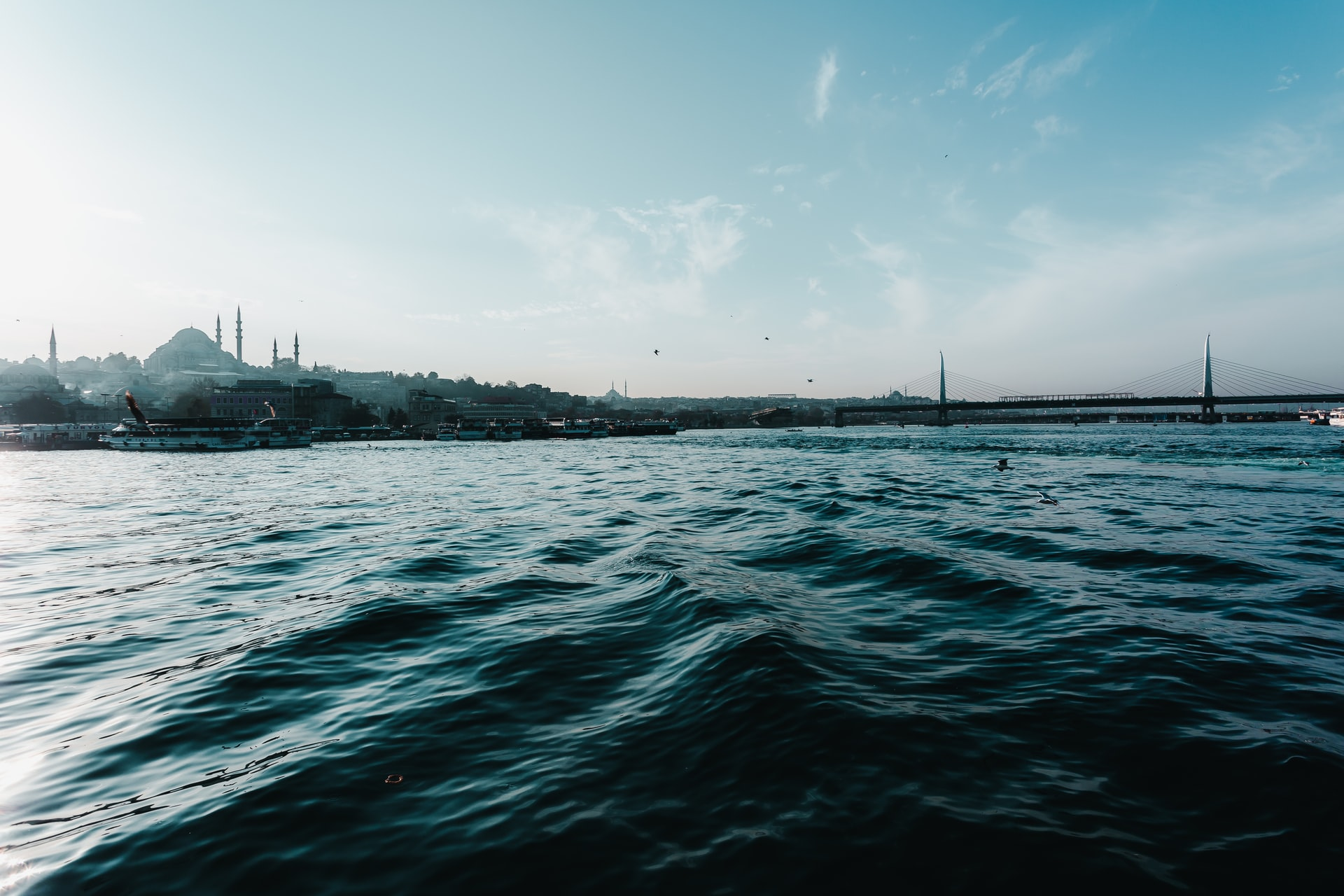 canale Erdogan Bosforo